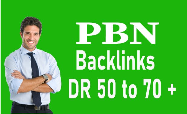 I will provide 20 seo dofollow DR 50 to 60 high quality backlinks