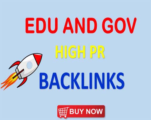 I will create 50 EDU/GOV profile backlinks