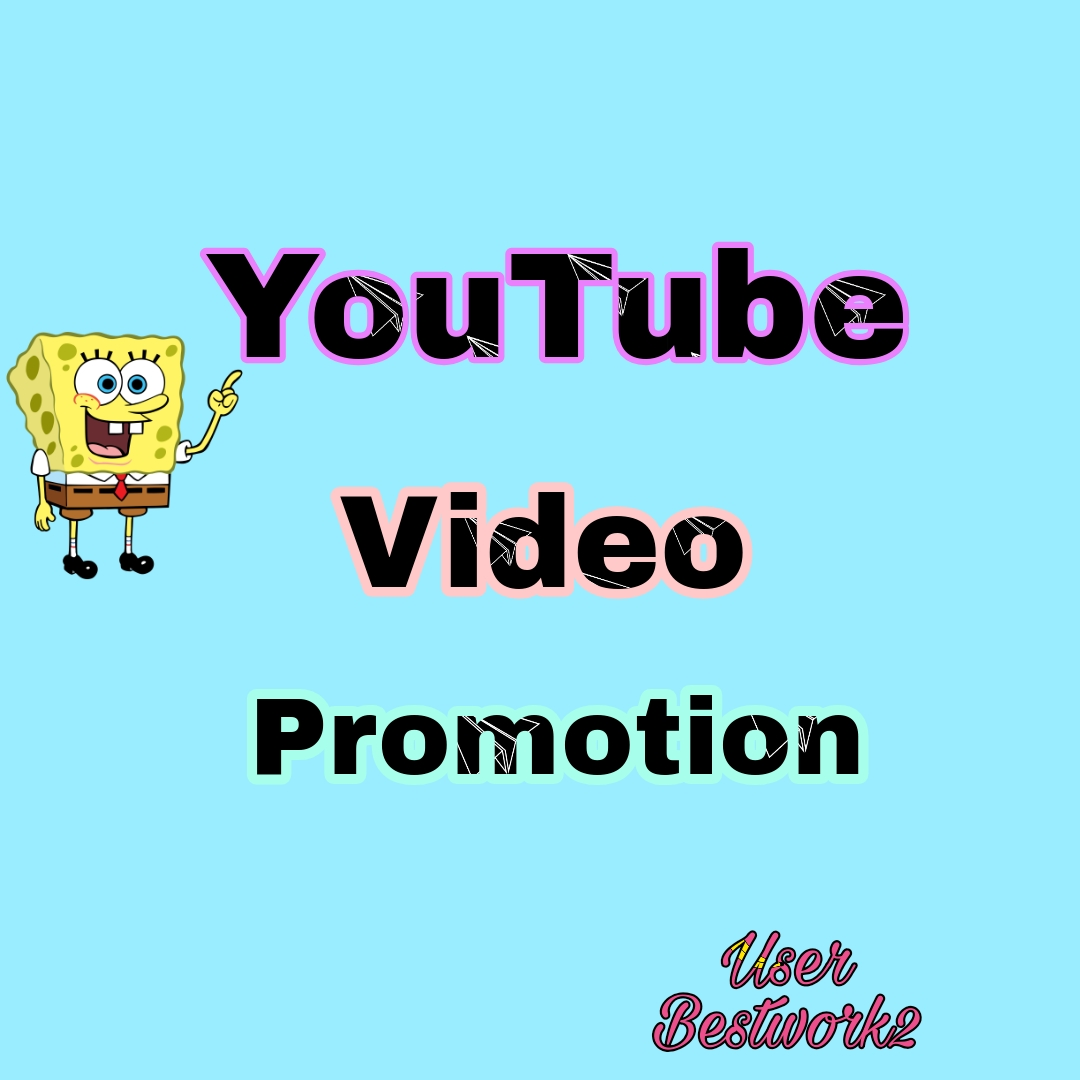 I Will Do Increase Permanent Active Human video Promotion