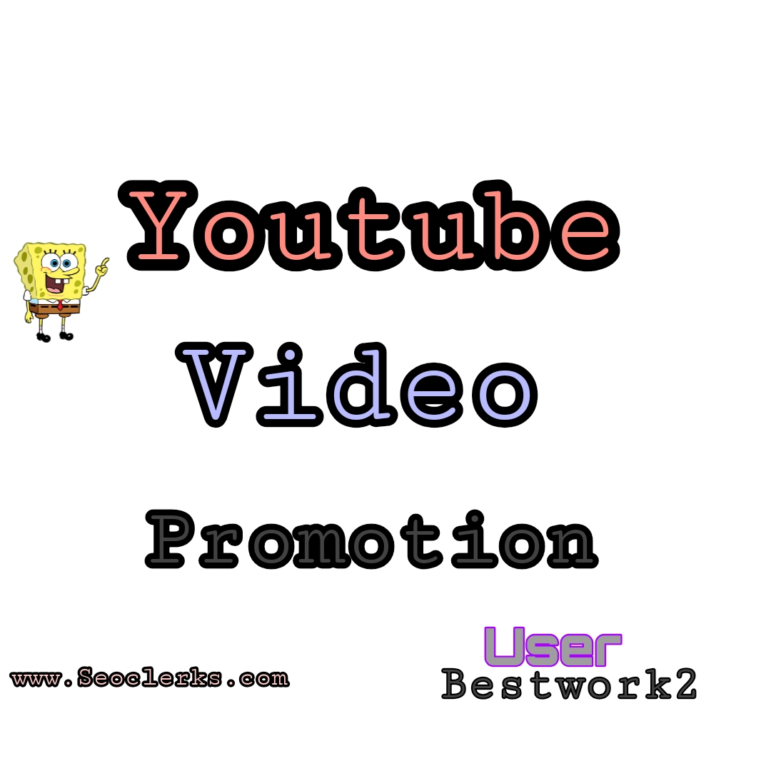 Very Fast Youtube Promotion Social Media Marketing