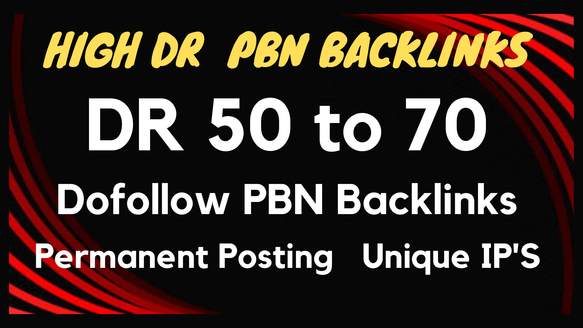 I will make 70 dofollow seo pbn high DR 50 to 70 backlinks for best ranking