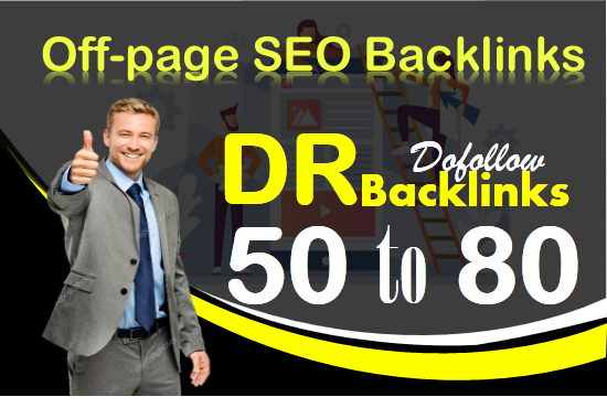 5 PBNs Unbeatable Backlinks on DR 60plus dofollow backlinks for off page seo