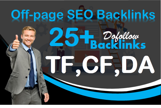 10 PBNs TF CF DA PA 25+ high auhority off page seo link building