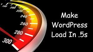 I Will Increase WordPress Speed Optimization 4x in Google Speed insight