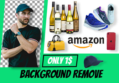 I will remove background from product and images professionally
