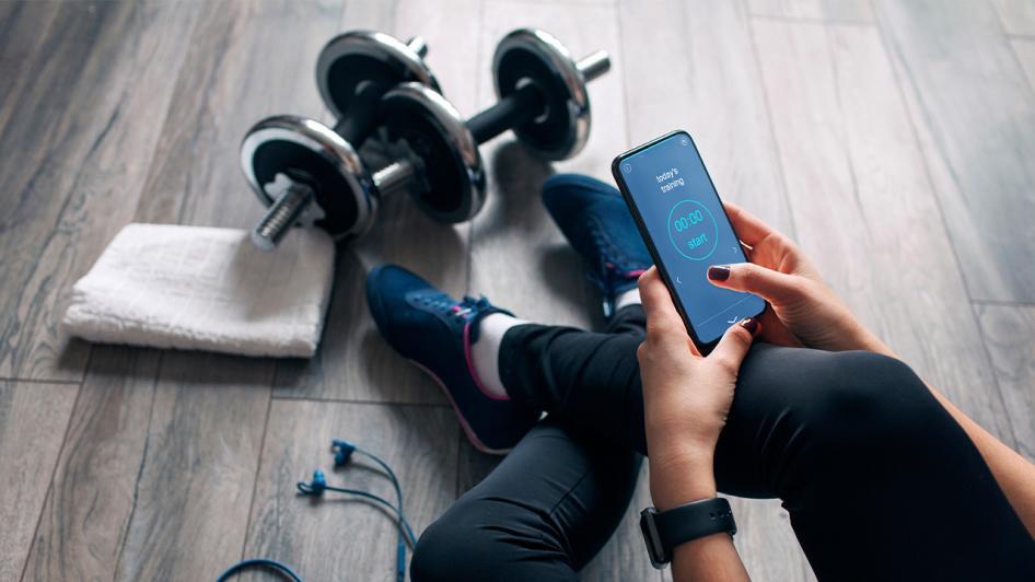 e book home fitness program PDF version