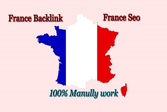 Rank higher 10 french high pr trust flow france backlinks