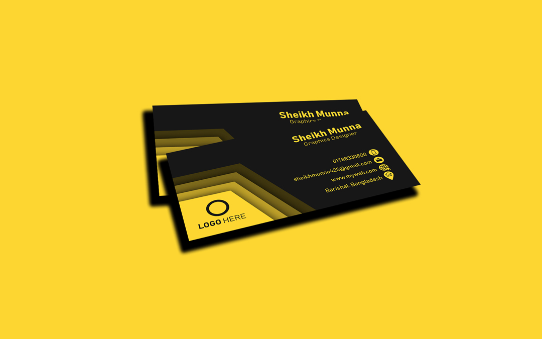 I Will Design Professional & Creative Business Cards for You