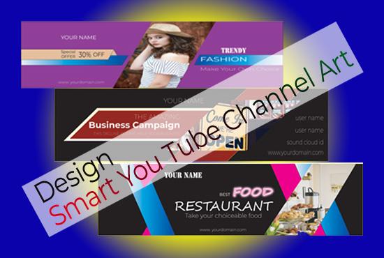 I am a smart You Tube chanel Art Designer