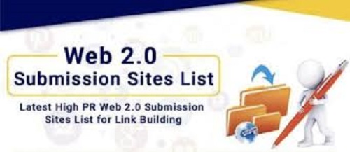 add 35+ Web 2.0 High PR Authority Backlinks within 48 hrs
