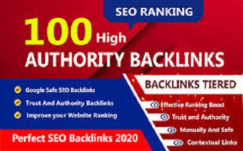 add 100+ Web 2.0 High PR Authority Backlinks within 72 hrs