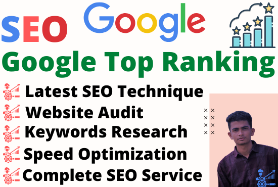 1 page on-page SEO services and top ranking