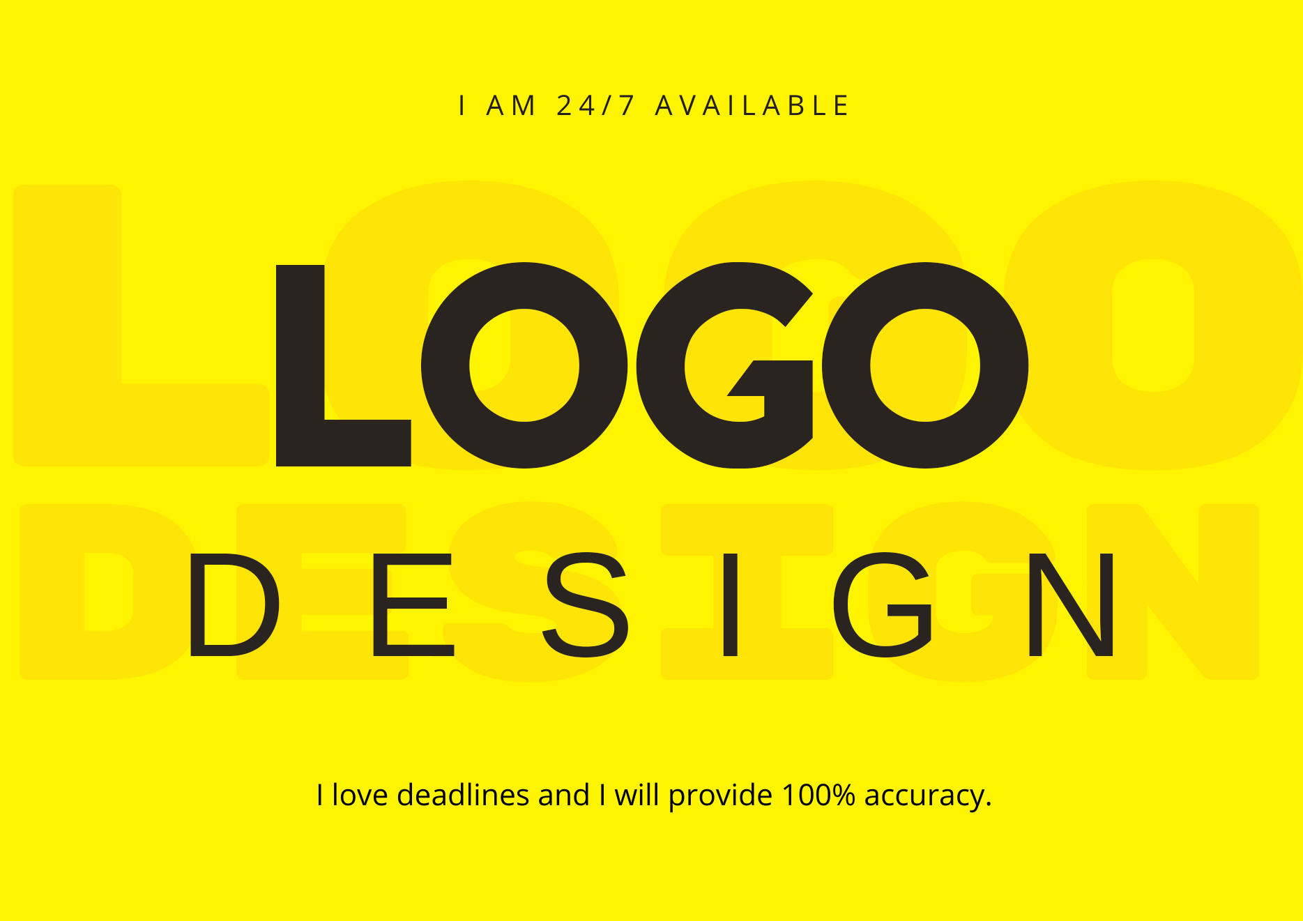 I will create your modern logo design