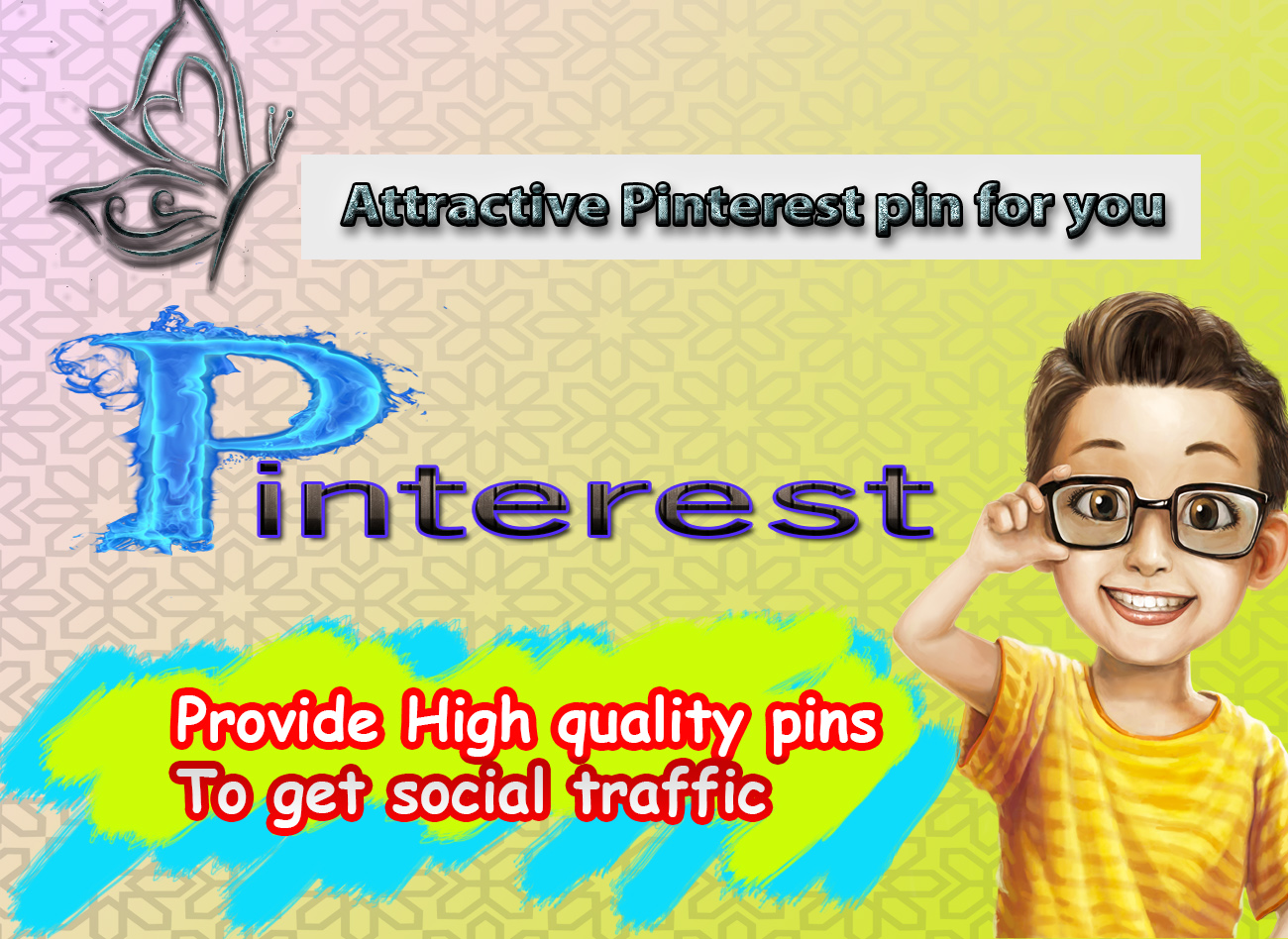 Get wonderful Pinterest pins for targeted market
