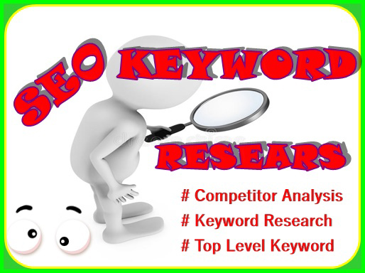 Long Tail Keyword Research On Your Website.
