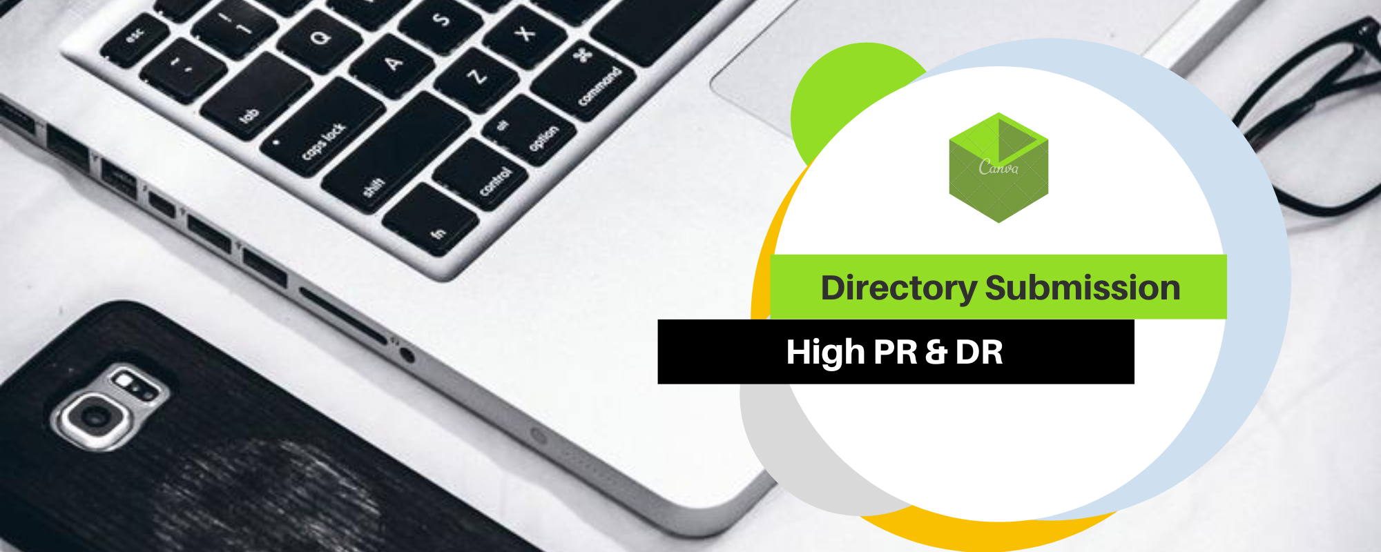 I will creat 300 Directory Submission with High DA & PA websites