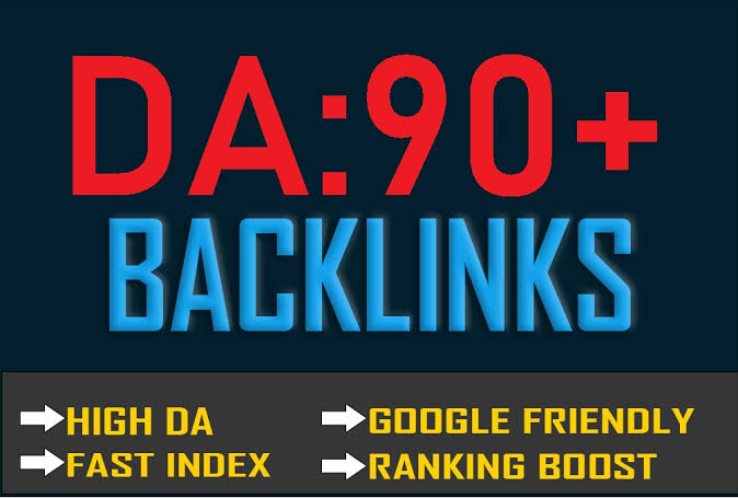 High powerful Manually 145 High DA90+And 100 EDU Skyrocket Google RANKINGS NOW
