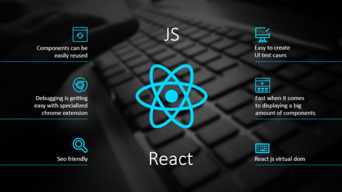 I will be your website designer and web developer With React JS