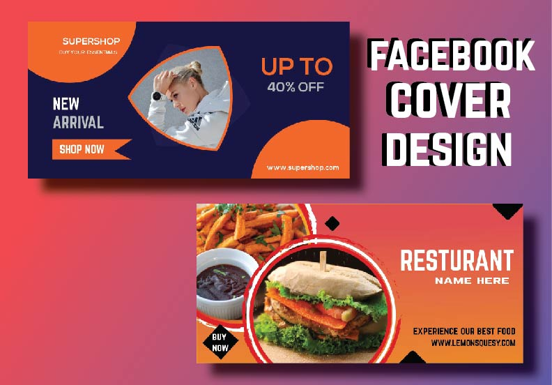Design Facebook Cover for you only at