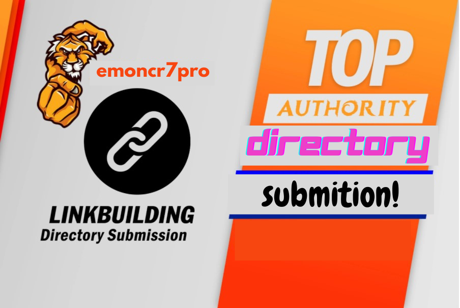 I will do 100 HQ Business directory submission manually