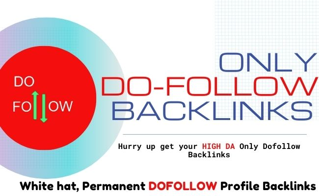 Dofollow Pr9 Profile Backlinks Indexable Premium package DA 93 to 40 for google TOP rank