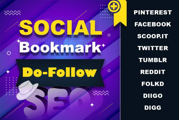 Powerfull 100 Diigo High Quality Bookmark 10 Free Reddit Link PR8-9 Google 1