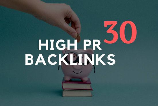 I will do manual 30 high pr backlinks or SEO link building Only Ranking1BD