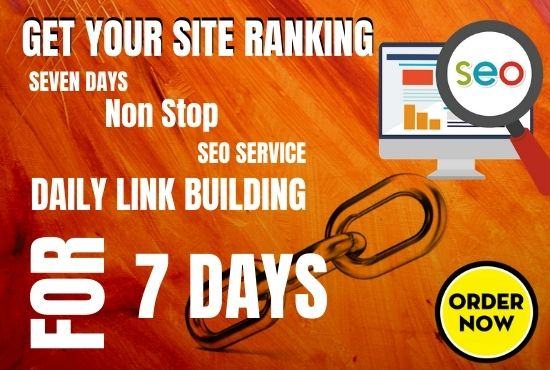 Best Weekly White Hat Backlinks Services - Daily Link Building