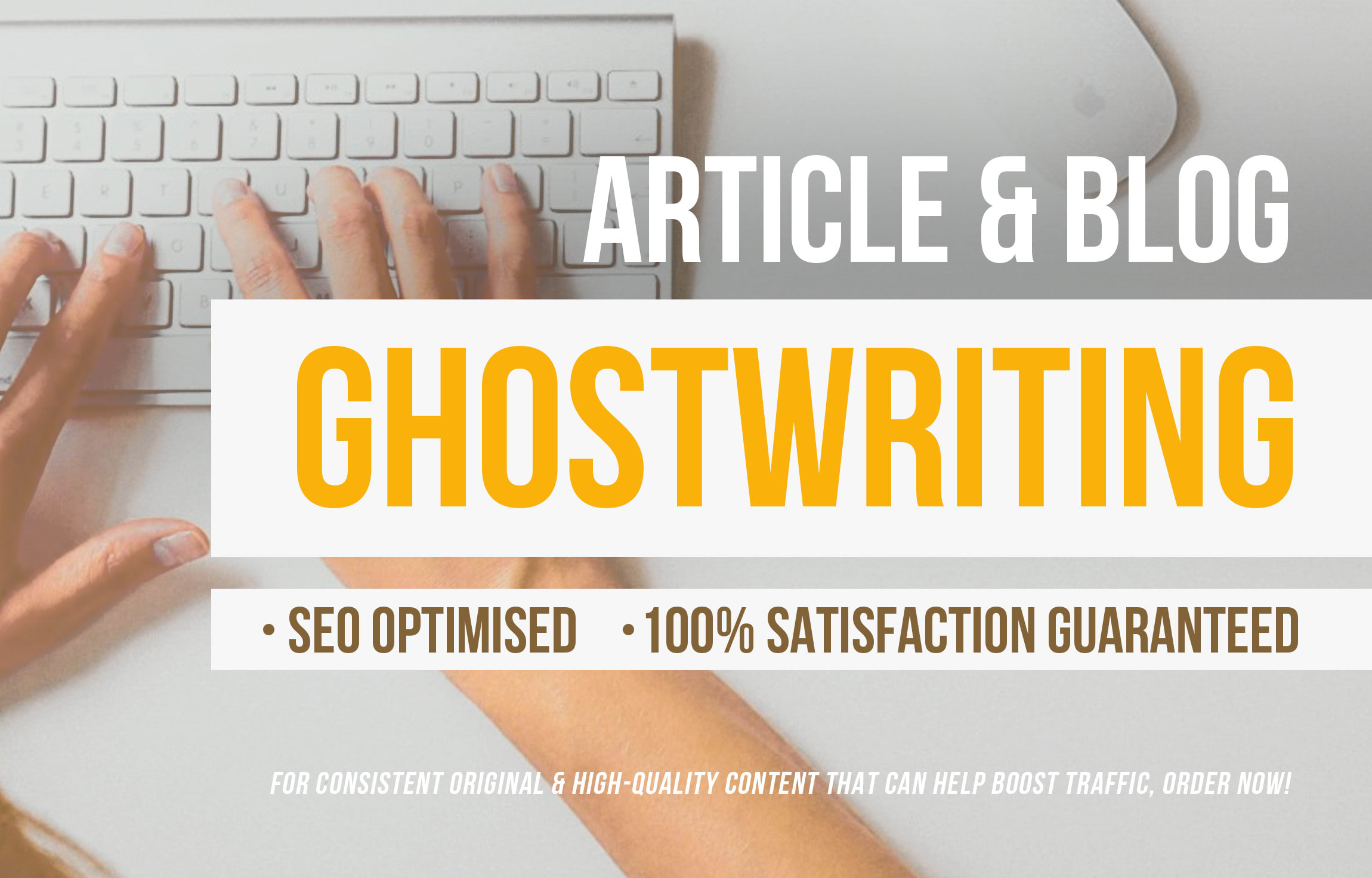 I will write 400 word of unique SEO article