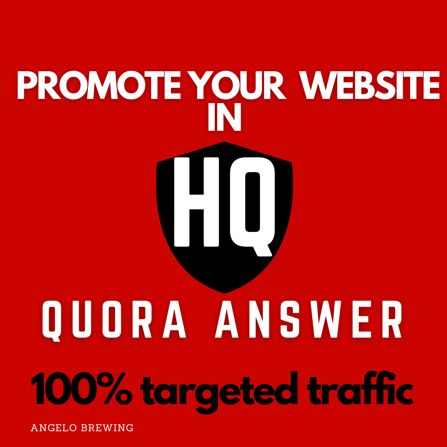 Promote your Website in 35 High Quality Quora Answer with Traffic and Backlinks