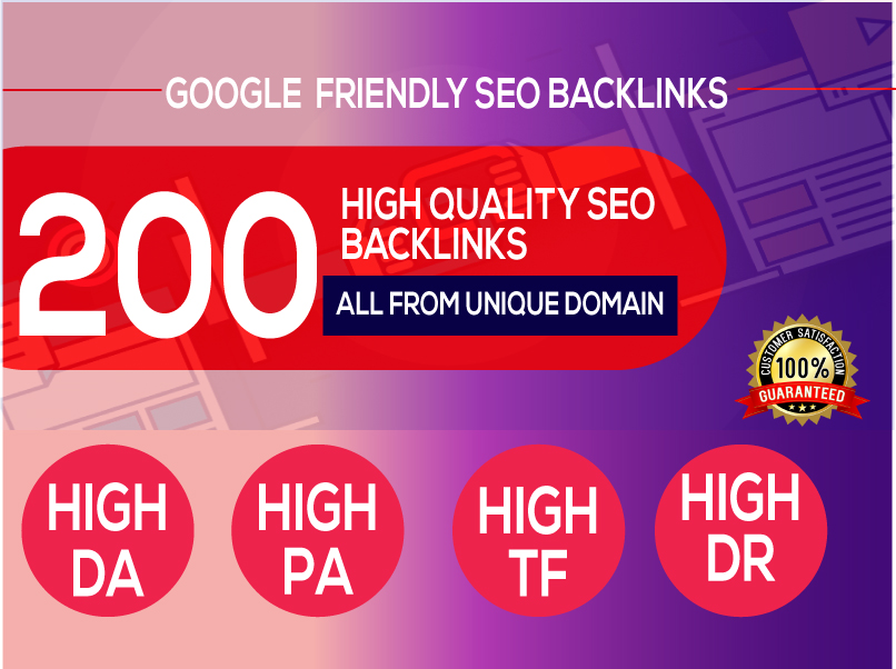 Best 200 Web 2.0 Backlinks service at low price