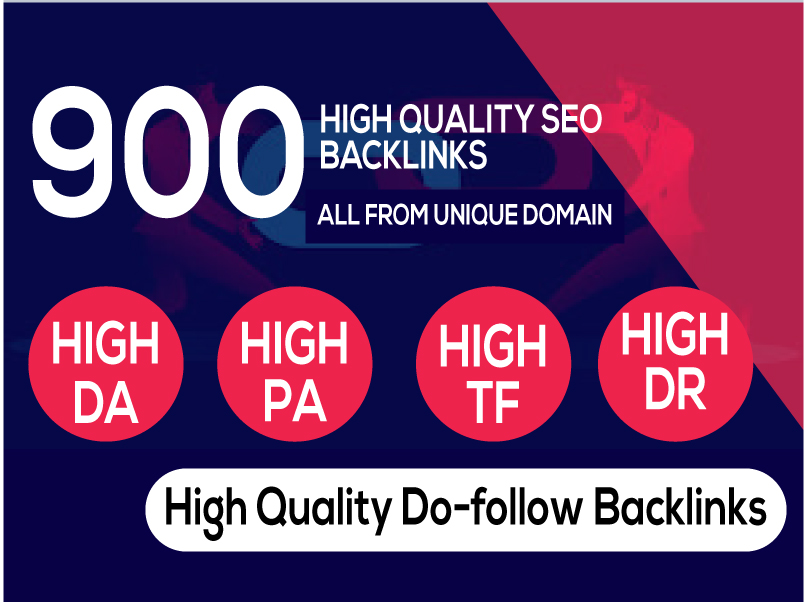 Best 900 Web 2.0 Backlinks service at low price
