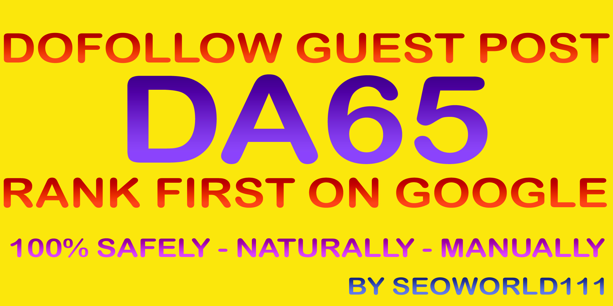 2 Dofollow Guest Post from DA65 News Blogs - All Niche Accept - Rank First On Google