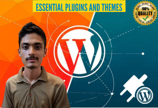 Professional and Responsive WordPress Website