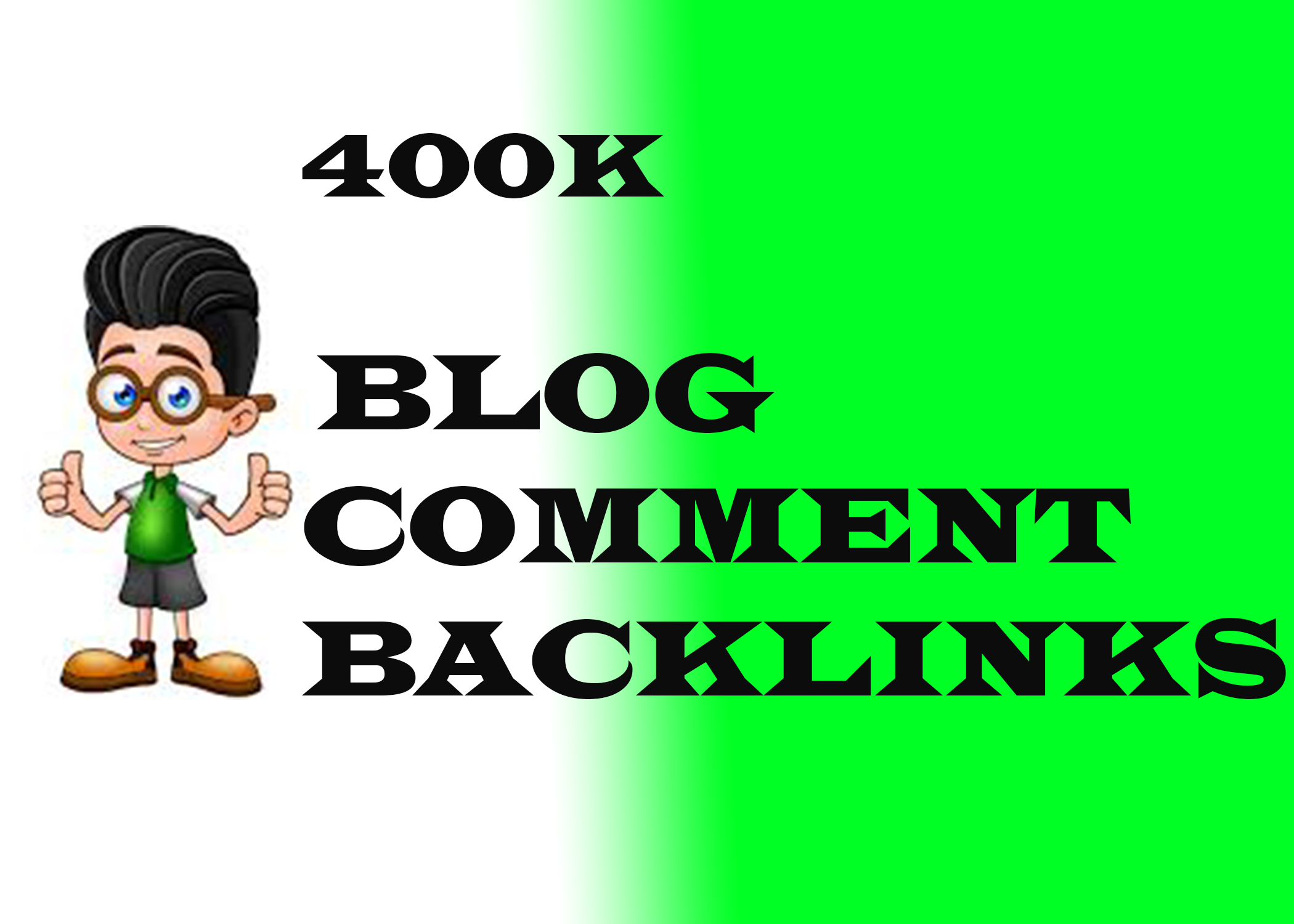 400k GSA Blog Comments High Quality Backlinks For Google Ranking