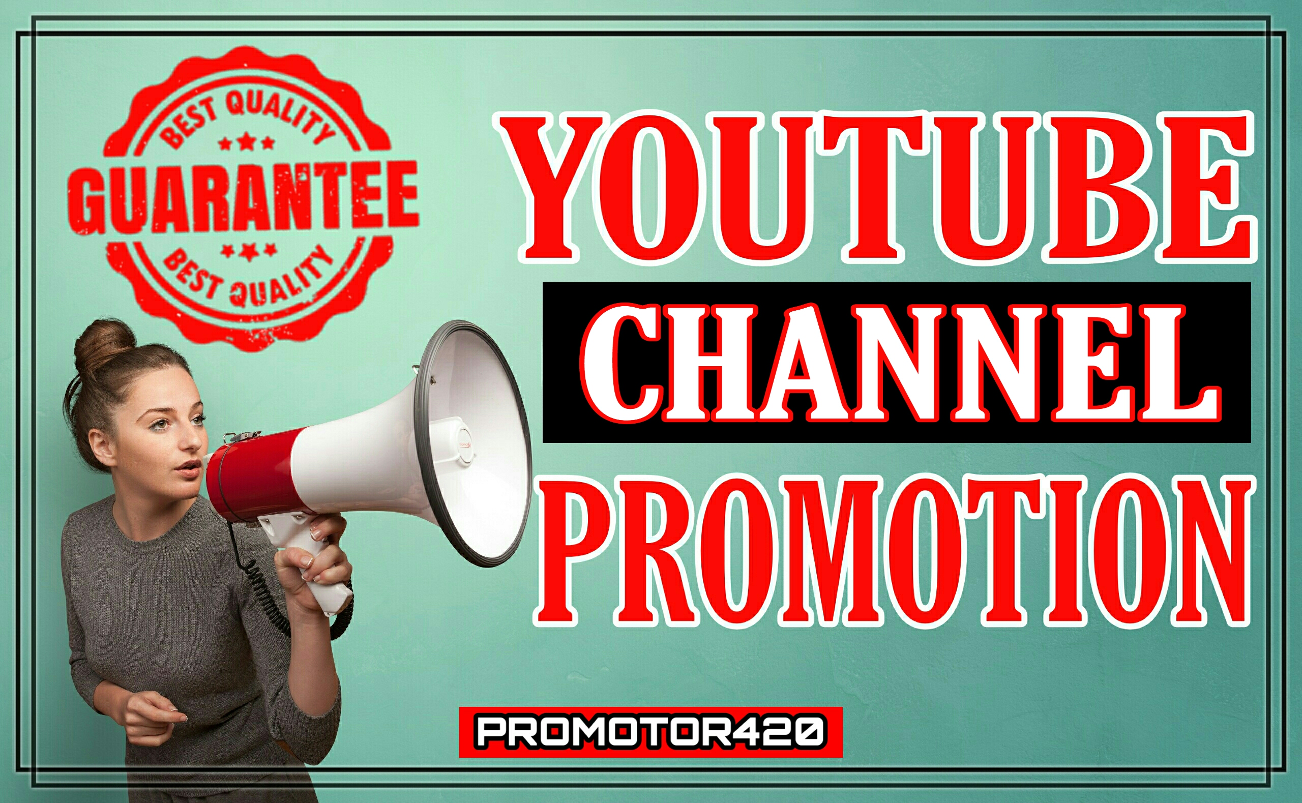 Best service for youtube promotion and marketing
