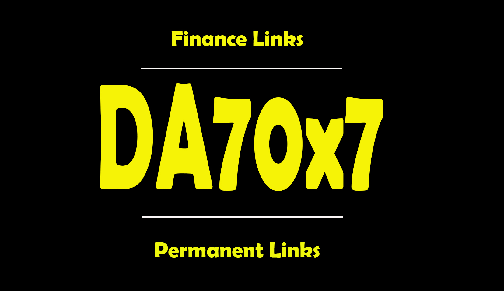 I will give link Da70x7 finance site blogroll permanent