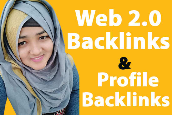 I will build 15 web 2 0 backlinks