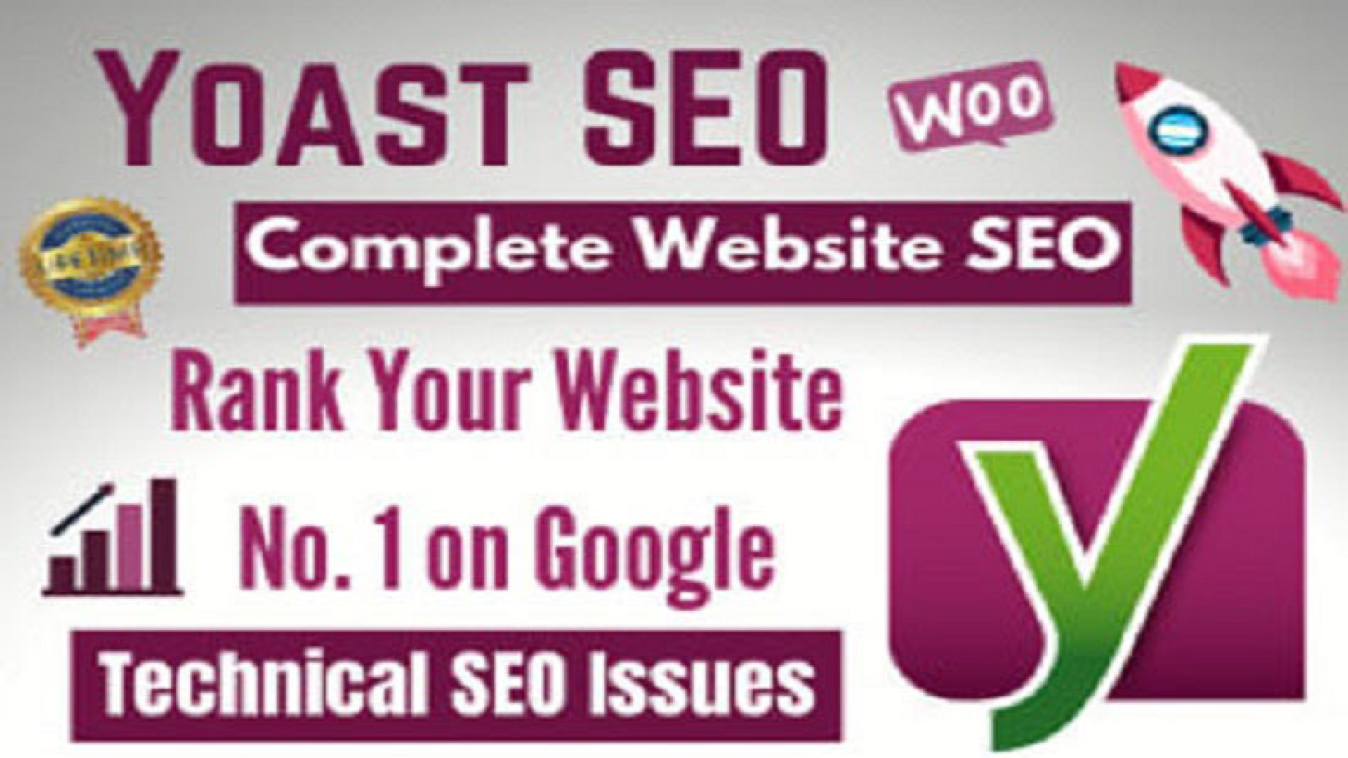 I will WordPress Yoast SEO on page optimization for ranking google search results