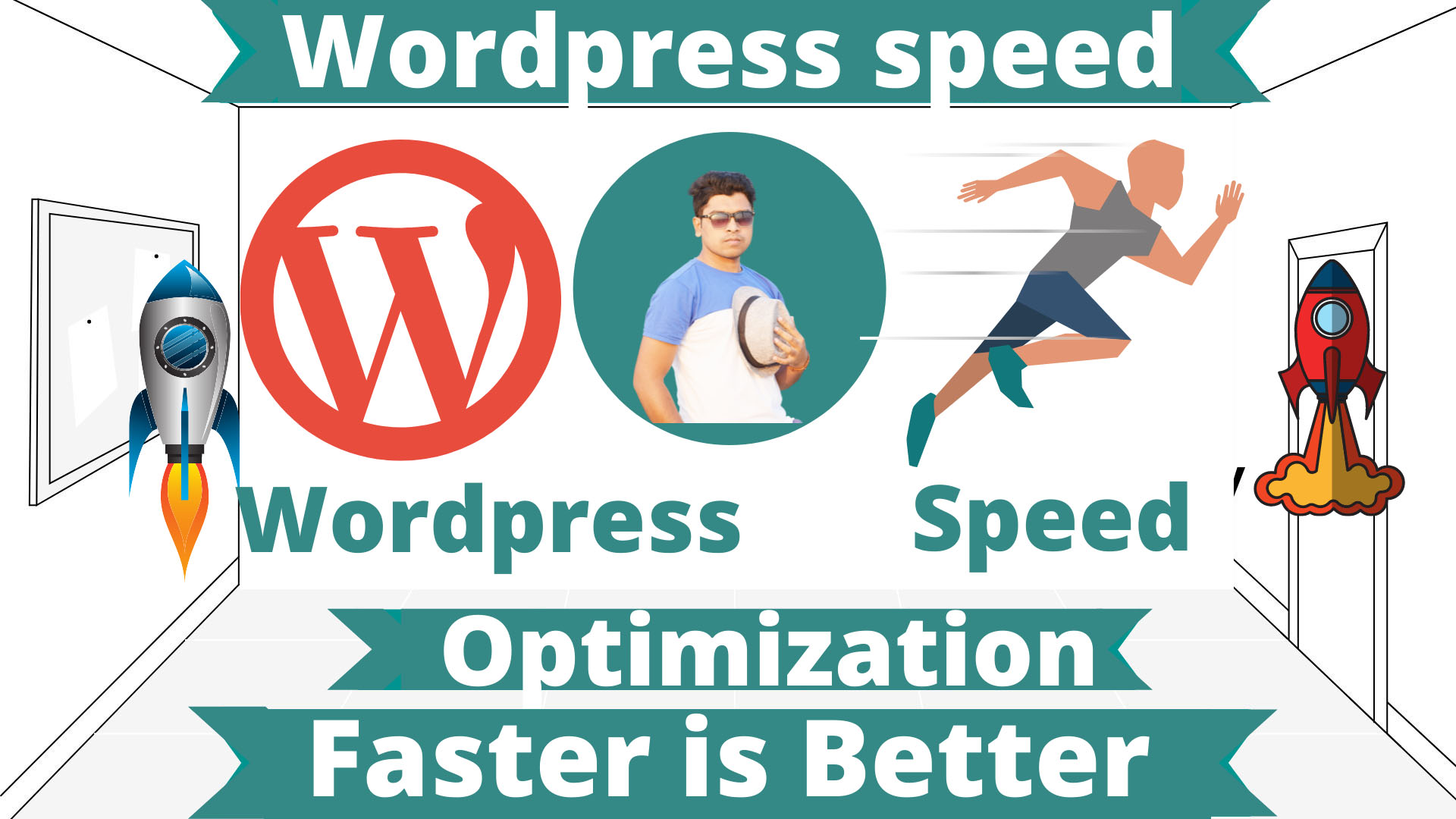 I will do WordPress website speed optimization and increase page speed by GTmetrix