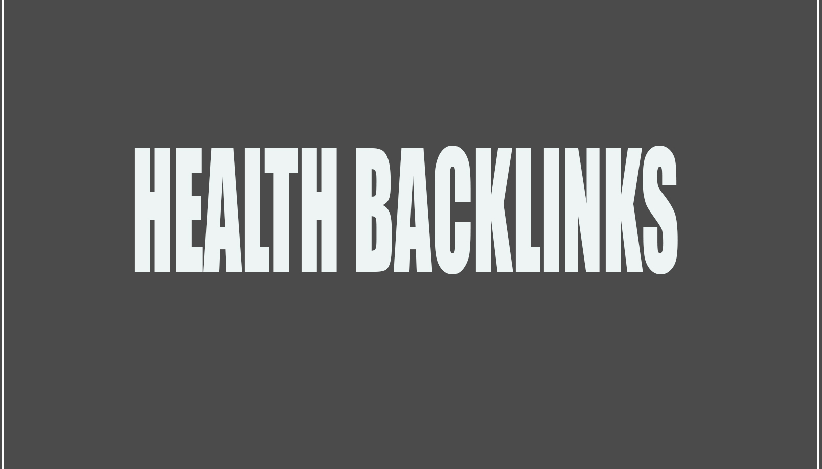 I will give link da70x10 site health blogroll