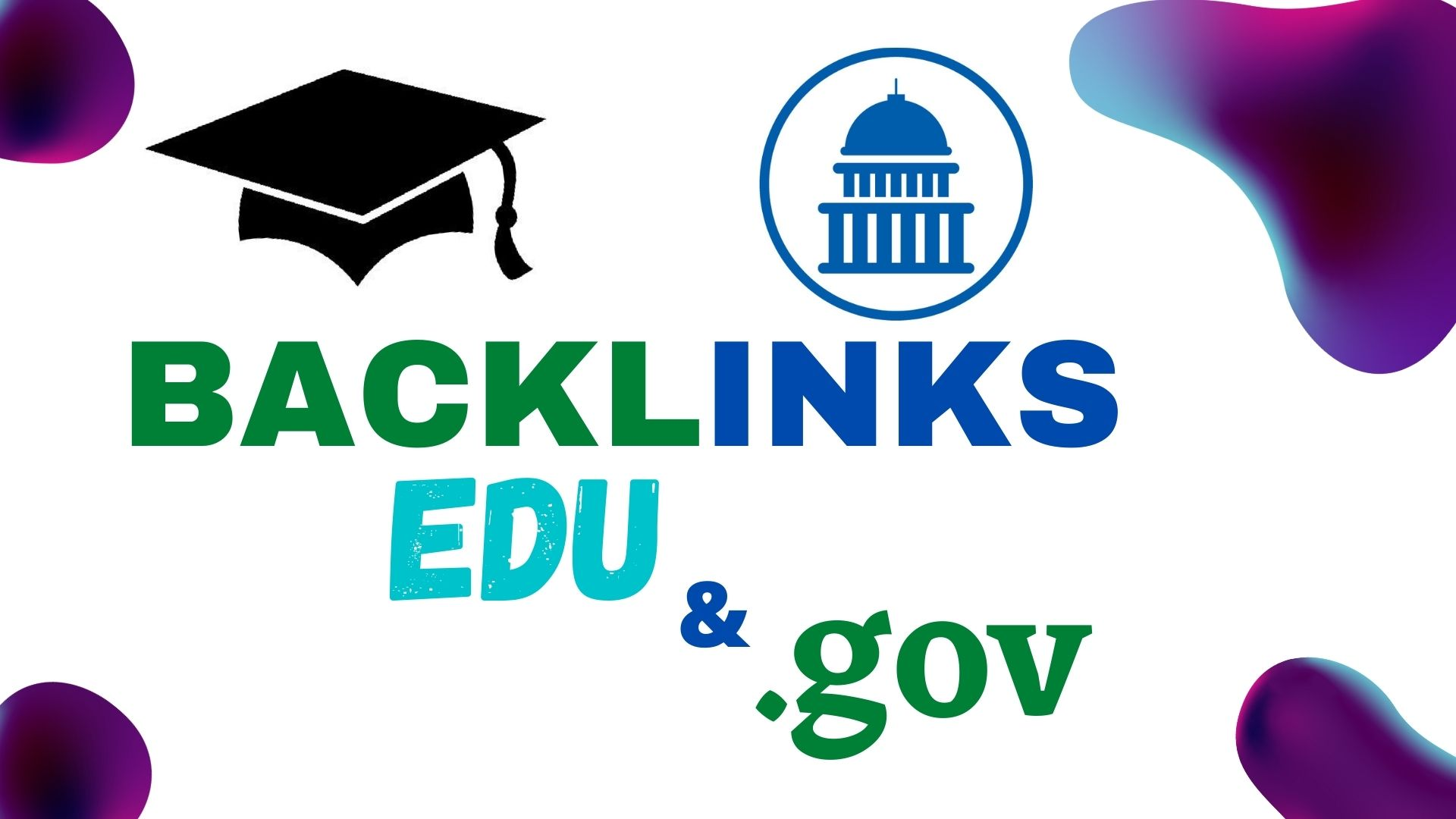 I will Create 20 High Quality Edu .gov Profile Backlinks