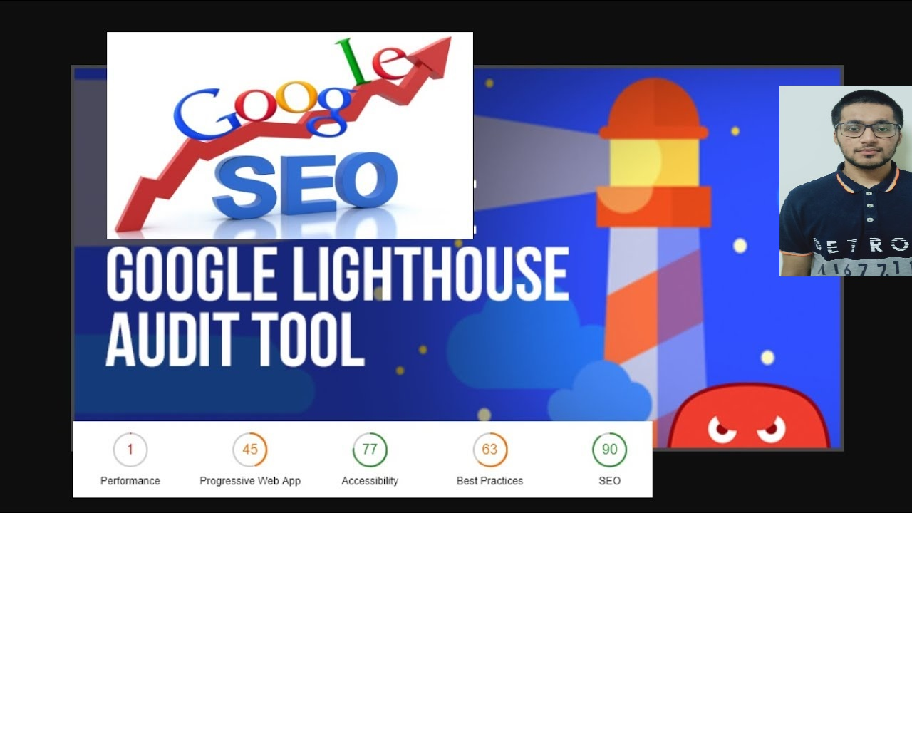 I will SEO optimize your wordpress website according to google lighthouse latest methods