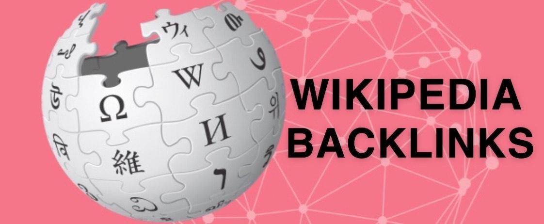 I will provide Wikipedia Niche Relevant Backlinks Service
