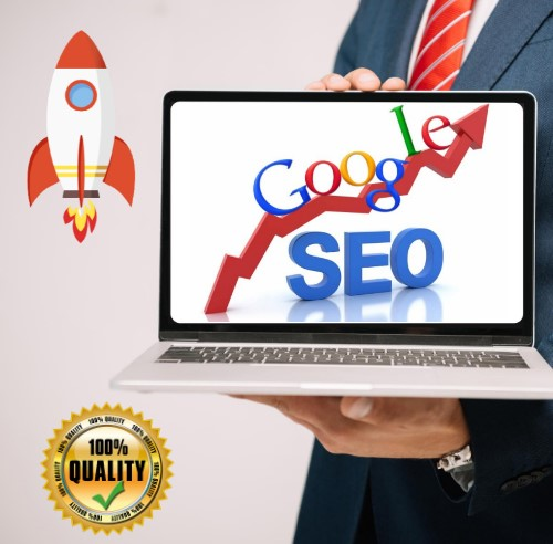 Rank your business website on google first page