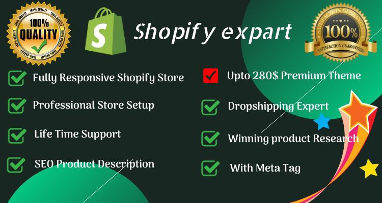 I will write shopify product description with SEO