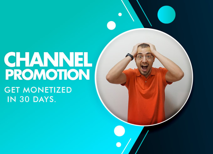 I will do YouTube Video promotion for monetization
