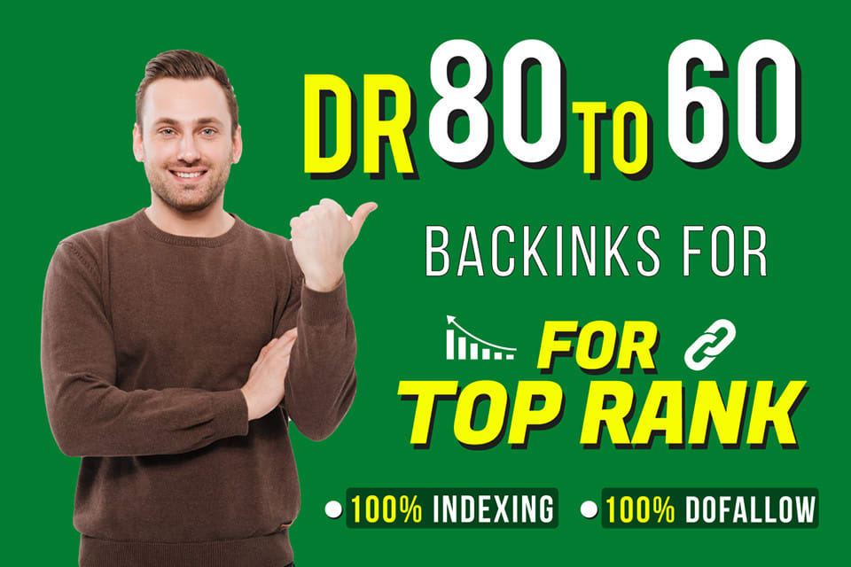 Skyrocket Your Website on Google by 80 Manual High Authority Dofollow SEO Backlinks