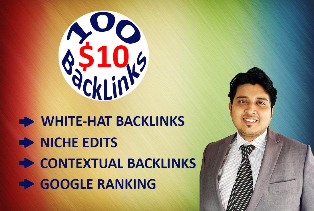 I build SEO dofollow backlinks