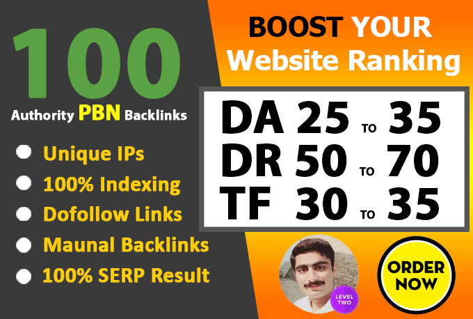 I will create high quality dofollow backlinks for off page SEO